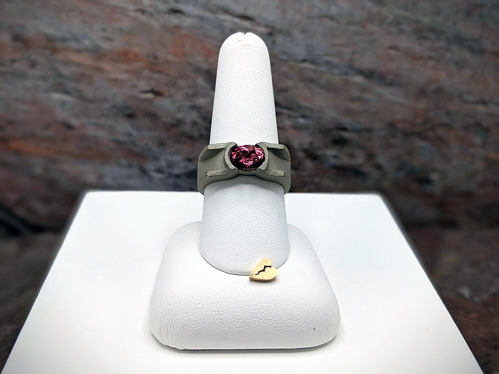 Custom Jewelry Design at Roper's Jewelers - Step 5