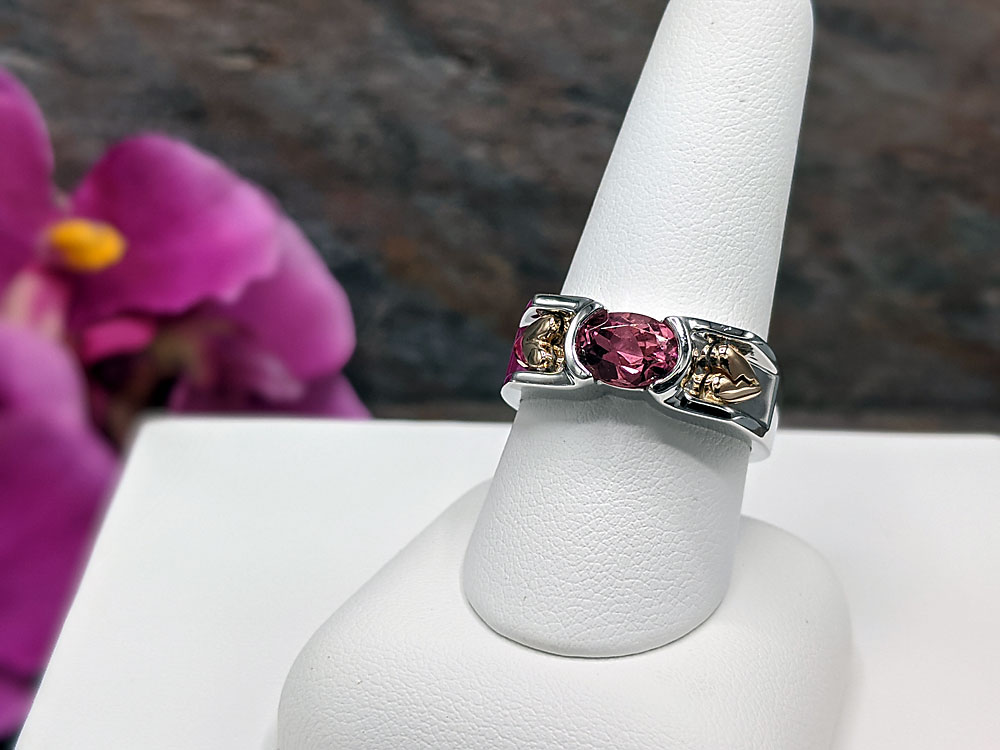 Custom Jewelry Design at Roper's Jewelers - Step 6