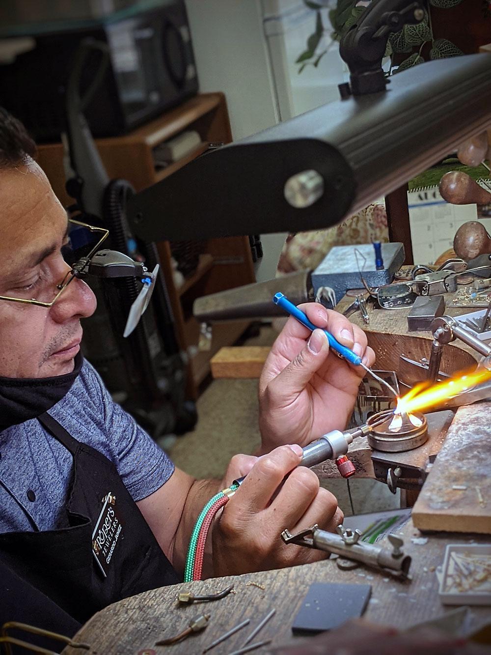 Odyssey of Jewelry Repair