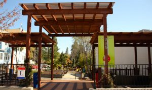 The Armed Forces Pavilion & Community Garden