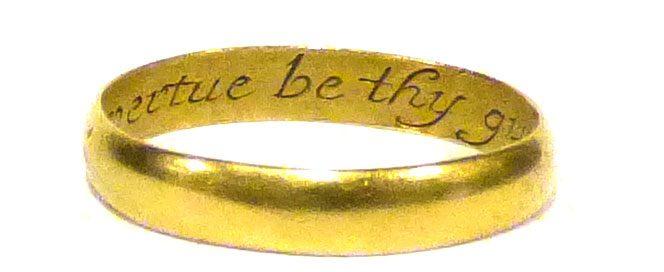 Posey Ring - Wedding Ring
