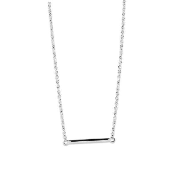 Zina Bar Necklace X294
